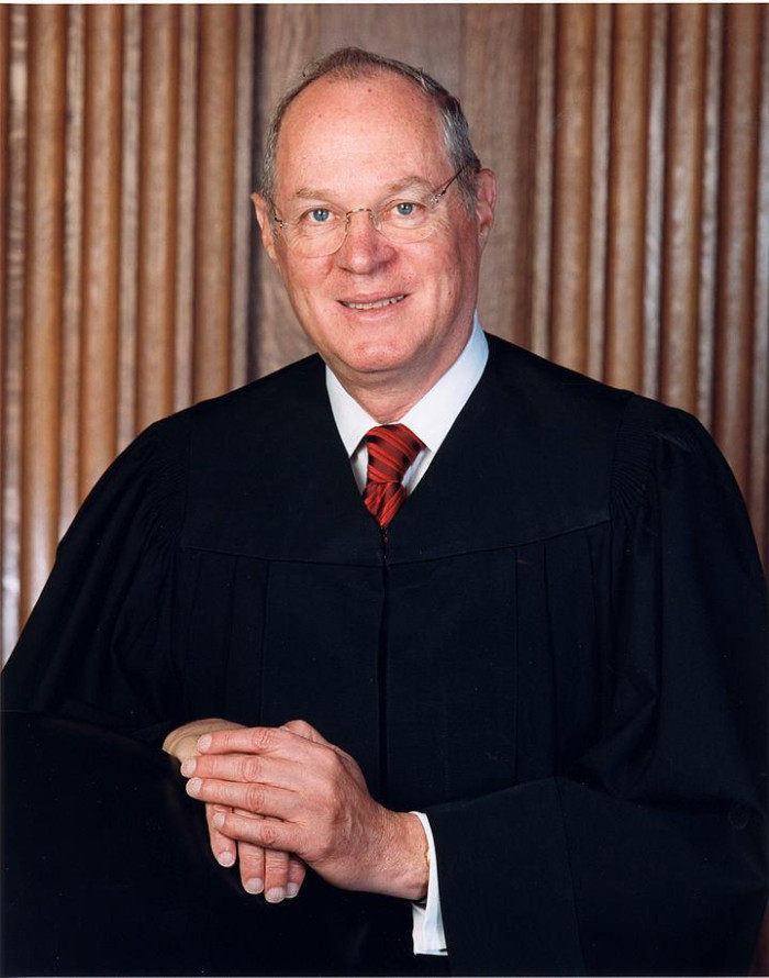 18. Justice Anthony Kennedy