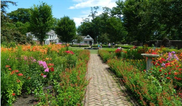 3. King's Garden, Fort Ticonderoga