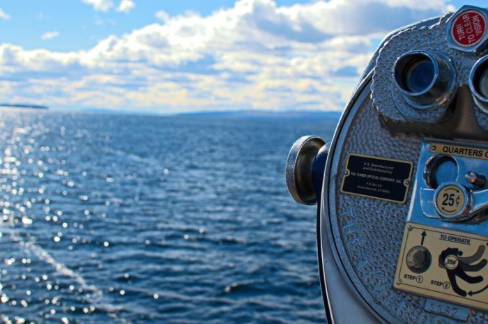 20.  Lake Champlain