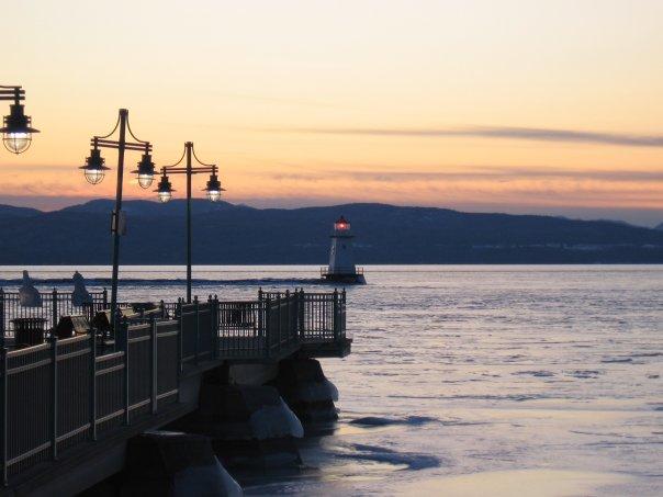 8.  Lake Champlain Ferries