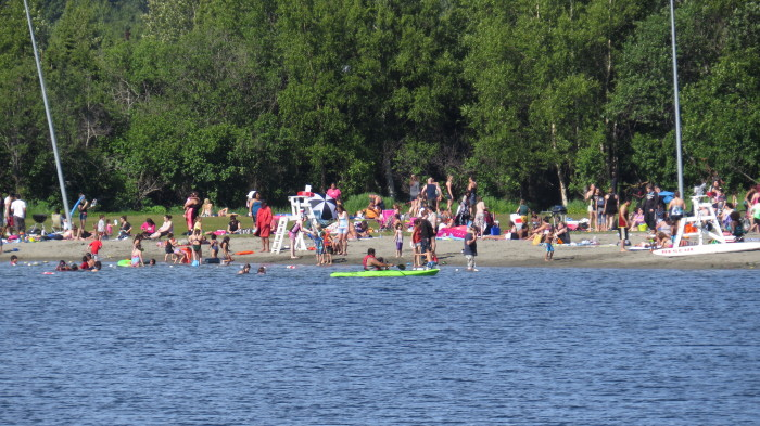 11. Lake Parties: Over 3 million lakes can be found in Alaska. So naturally, we win in this category.
