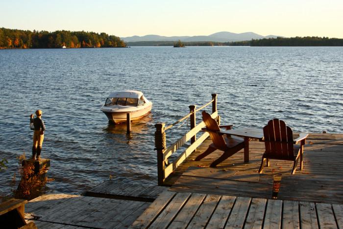 4. Lake Winnipesaukee