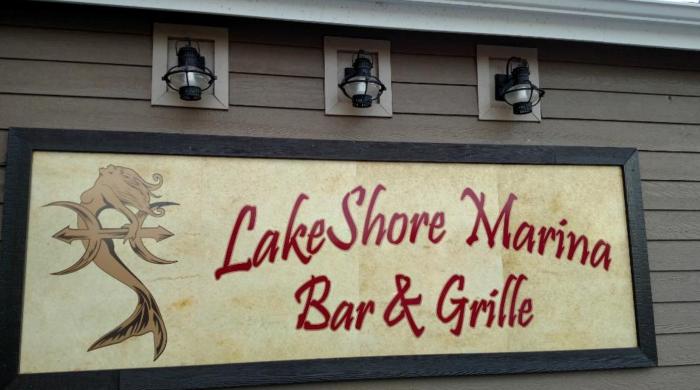 8. Lakeshore Marina Bar & Grille, Elwood