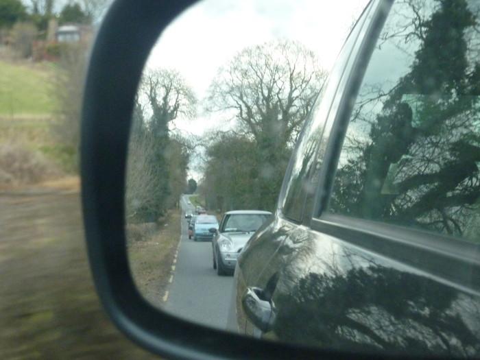 4. Angry Drivers