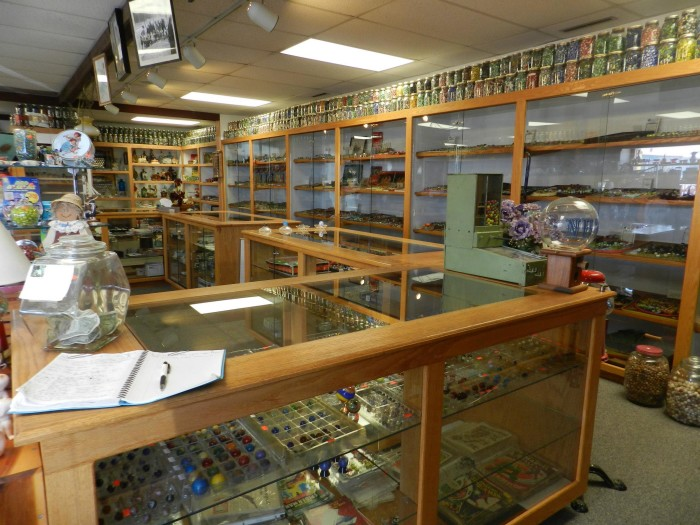 3. Lee's Legendary Marbles and Collectibles, York