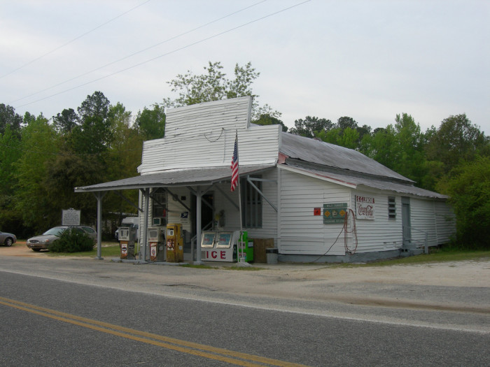 3. Lenoir Store and Post Office - Horatio