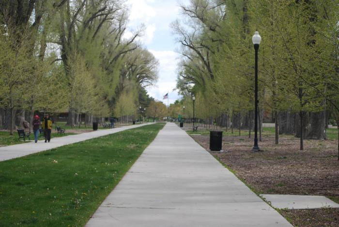 1. Liberty Park, Salt Lake City