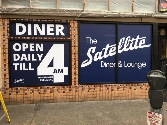 11. Satellite Diner & Lounge, Spokane