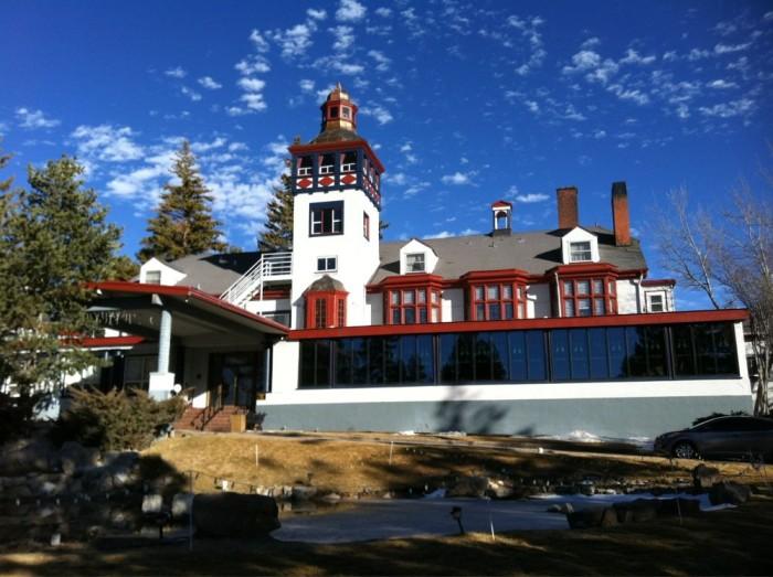 The Lodge Resort 601 Corona Place Cloudcroft