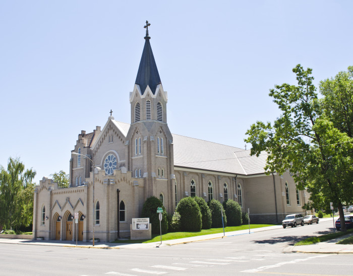 4. Holy Rosary Church, Bozeman