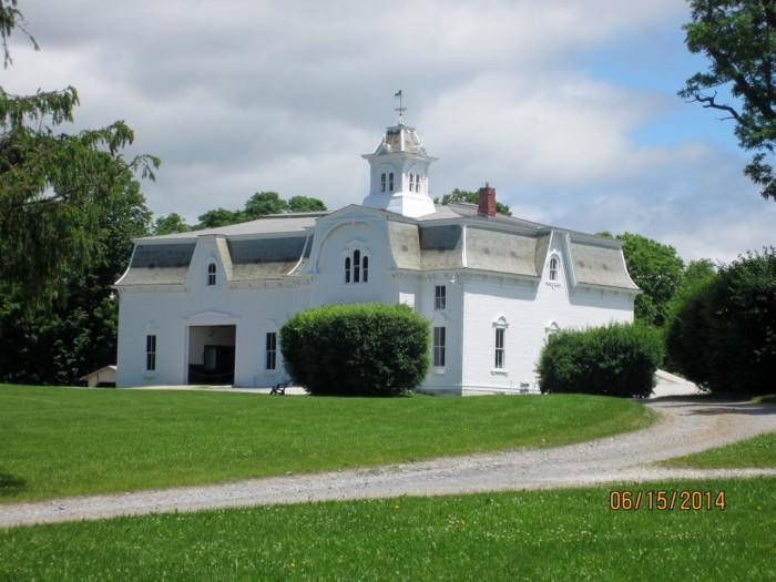 3.  UVM Morgan Horse Farm, Middlebury