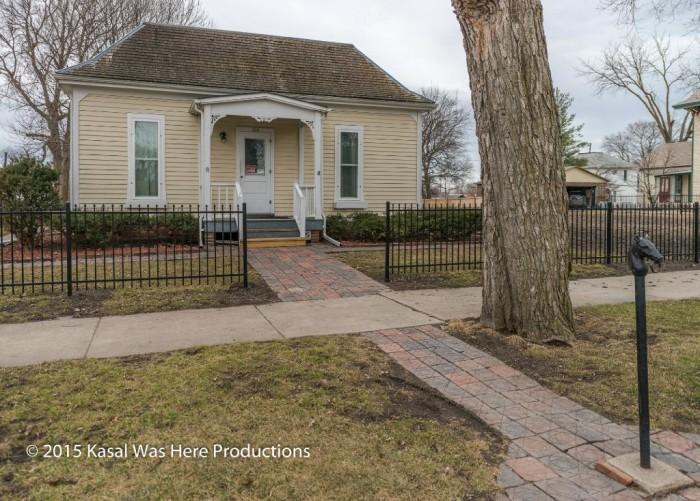 16. Mamie Doud Eisenhower Birthplace, Boone