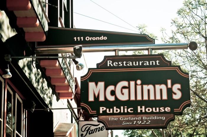 10. McGlinn's Pub House, Wenatchee