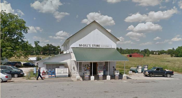2. McGills General Store - York