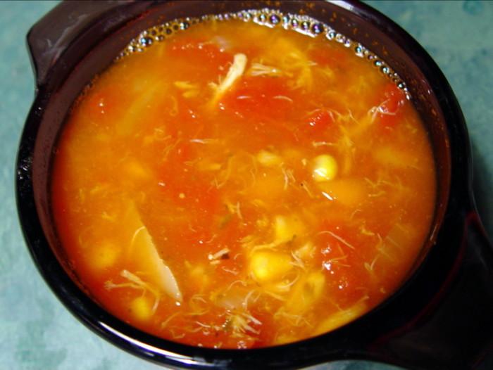 3. Maryland Crab Soup