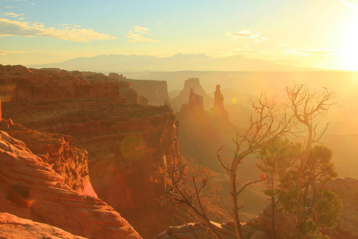 15. Mesa Arch