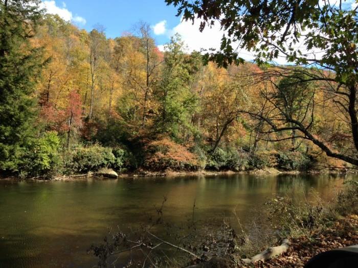 6. Middle Fork River