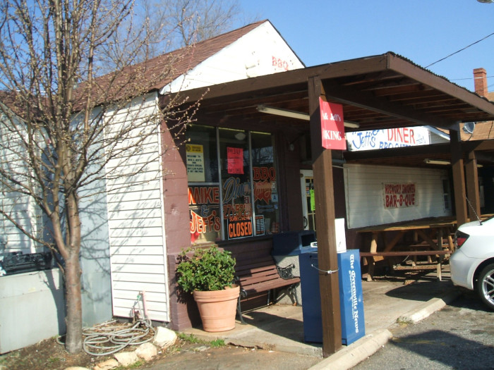 8. Mike & Jeff's BBQ - 2401 Old Buncombe Rd, Greenville, SC 29609