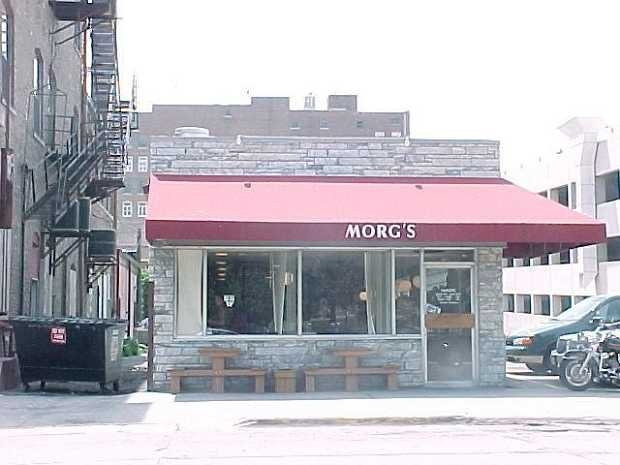 10. Morg's Cafe, Waterloo