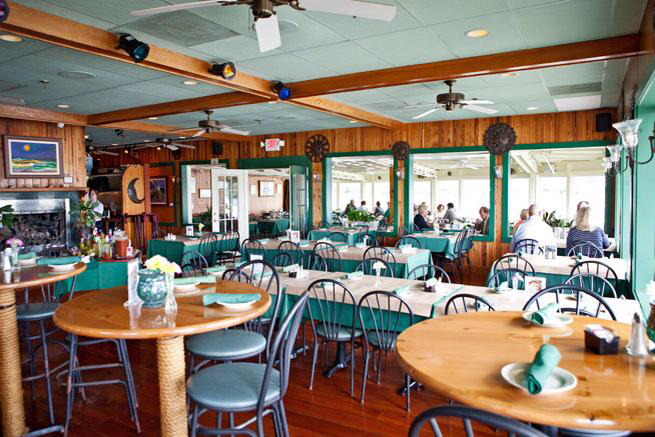 4. Morgan Creek Grill - Isle of Palms, SC