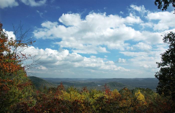 13. Morrow Mountain State Park