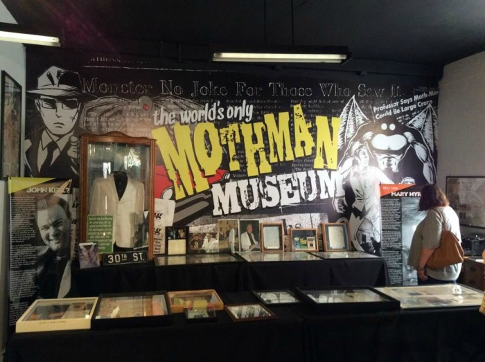 3. The Mothman Museum