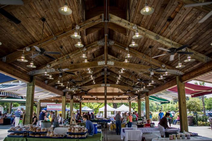 2. Mount Pleasant - Mount Pleasant Farmers Market