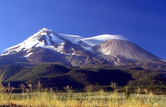 2. Mt. Shasta