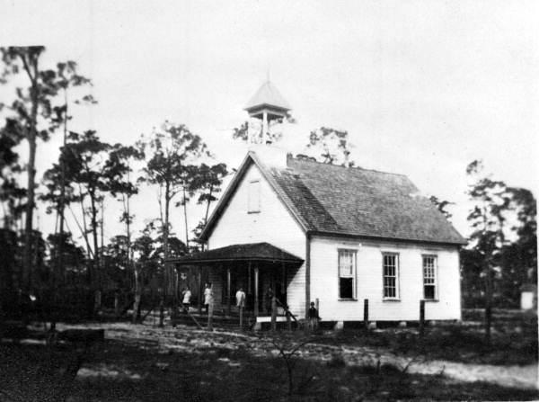 School - Immokalee, Florida