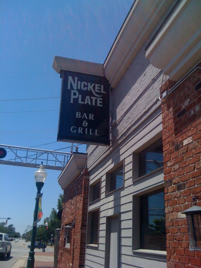 12. Nickel Plate - Fishers, IN