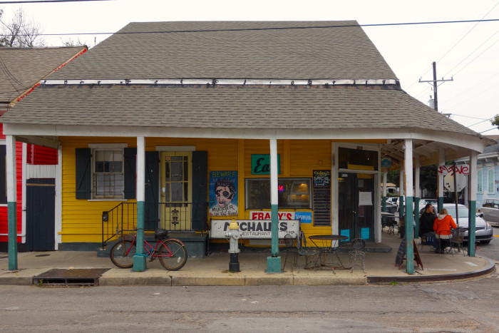 7) Bywater