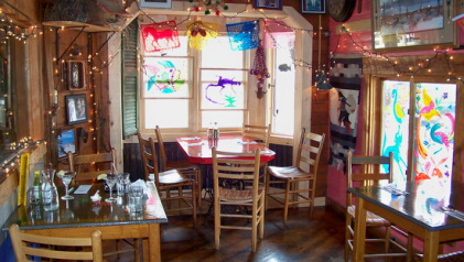 4. Café Noche, Conway