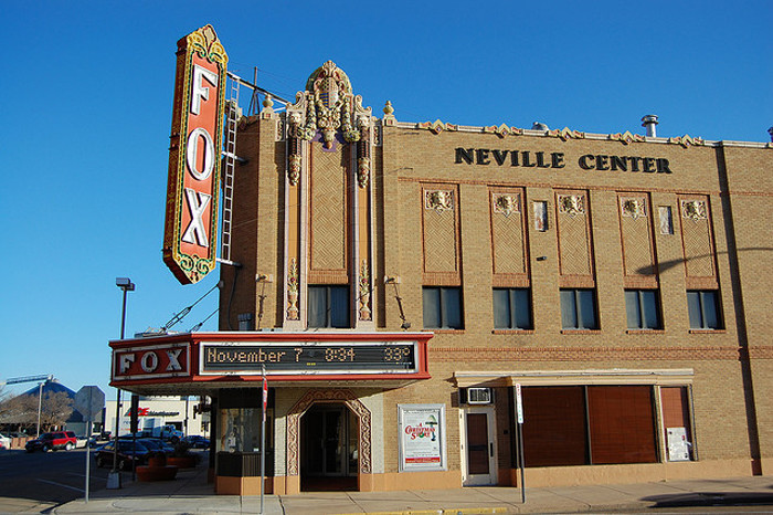 9. North Platte Community Playhouse (old Fox Theatre), North Platte
