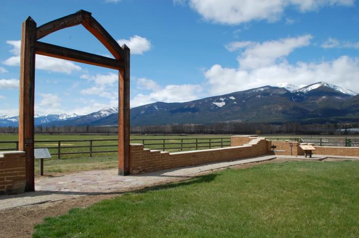 9. Fort Owen State Park, Stevensville