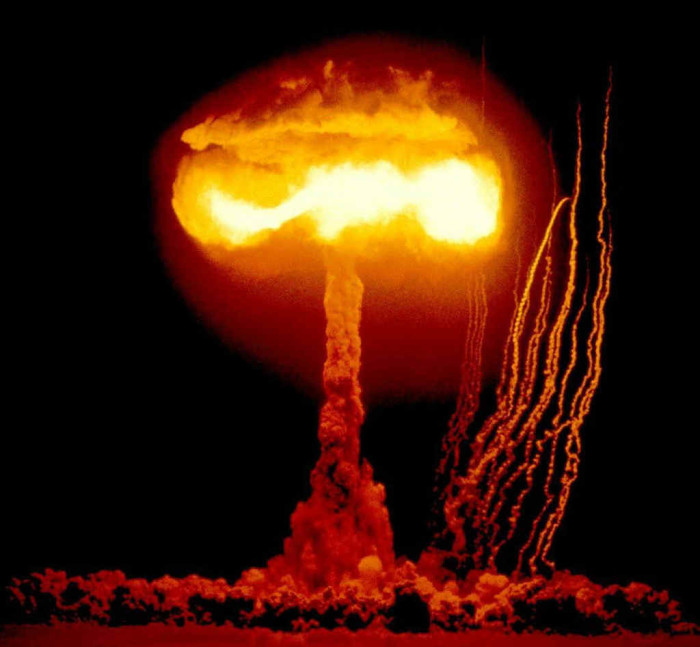 9. Detonating a nuclear device within the city limits results in a $500 fine.