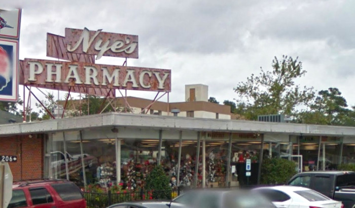 7. Nye's Pharmacy - Conway