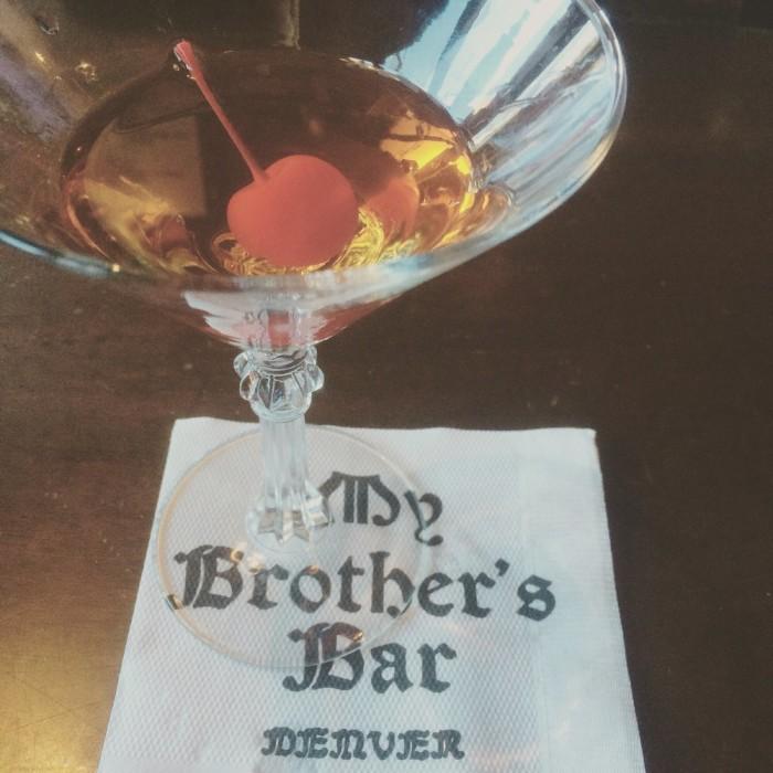 13.) Sip drinks at Denver's oldest (still operating) bar.