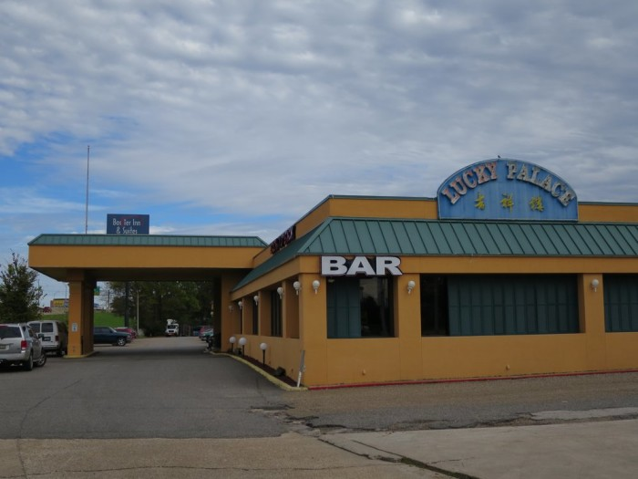 12. Lucky Palace, Bossier City