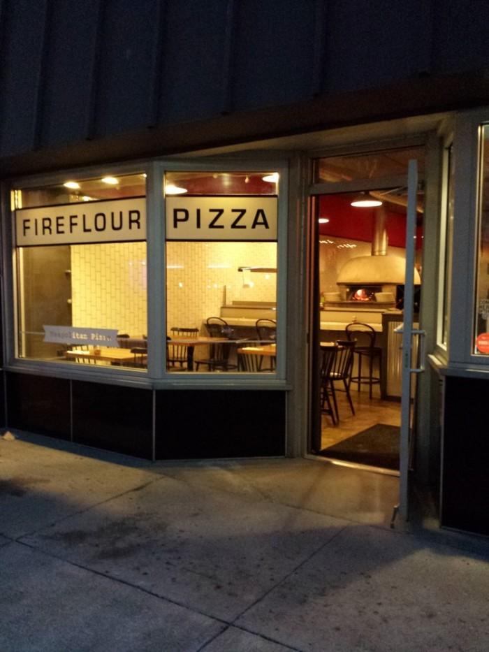 5. Fireflour Pizza - Bismarck