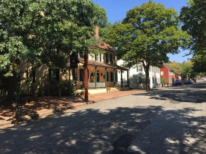 2. The Tavern in Old Salem, Winston-Salem
