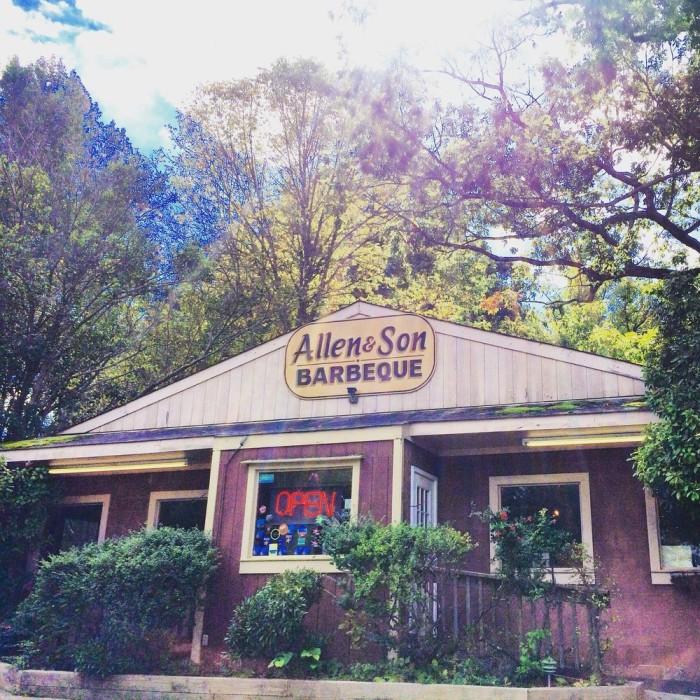 3. Allen & Son Barbeque, Chapel Hill
