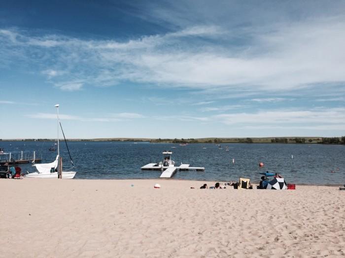 8.) Aurora Reservoir (Aurora)