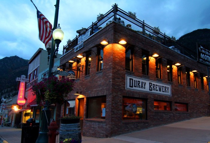 10. Ouray Brewing Company