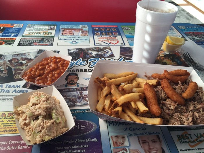 5. Kyle Fletcher's BBQ & Catering, Lowell