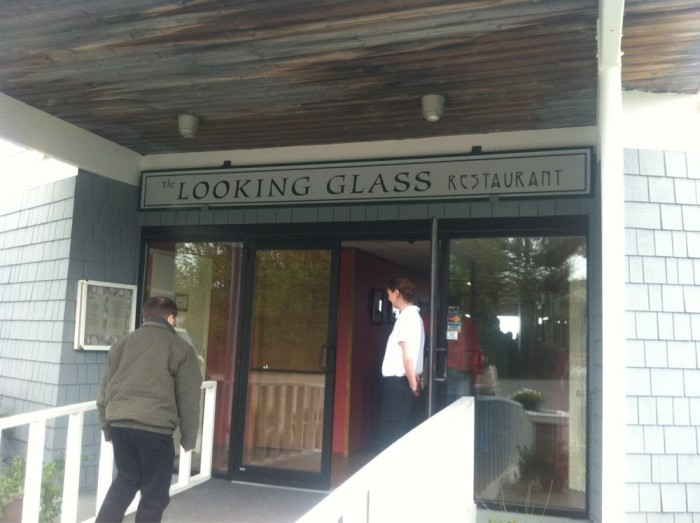 9. The Looking Glass Restaurant, Bar Harbor
