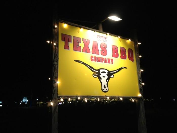 9. The Texas BBQ Company, Northborough