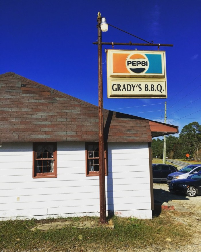 8. Grady's, Dudley
