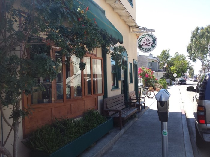 7. Alta Coffee and Restaurant in Newport Beach