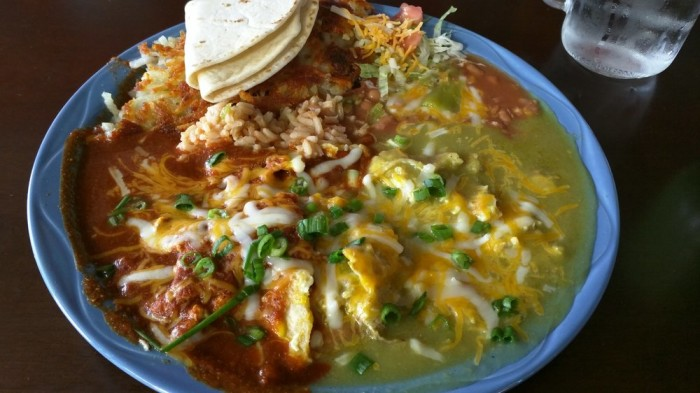 Mexican Food East Tucson