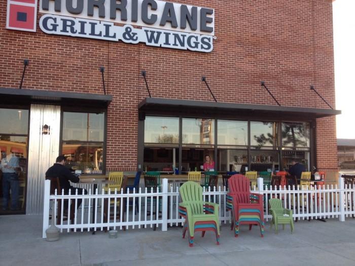 9. Hurricane Grill & Wings, Lafayette, LA